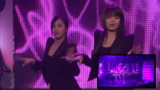getlinkyoutube.com-100502 SNSD - Run Devil Run @ The M Wave [Yuri Shot]