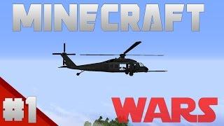 Minecraft Wars - Ep 1 - Unity