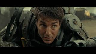 Edge of tomorrow (2014) - Day one (First battle scene) - Part 2 [1080p] width=