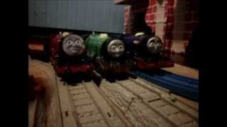 Trackmaster Thomas & Friends: Review Mike, Rex, & Bert