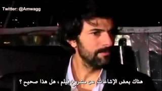 getlinkyoutube.com-Engin Akyürek interview at Kristal Fare Award ( مترجمة للعربية )