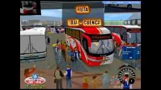 getlinkyoutube.com-Mod-Ecuador v2.01 Ruta: Loja - Cuenca