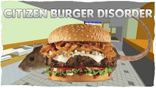 Burger cu sobolani | Citizen Burger Disorder