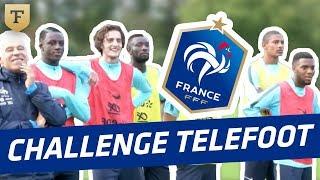 getlinkyoutube.com-Le Challenge : Challenge de la barre pour l'Equipe De France Espoirs