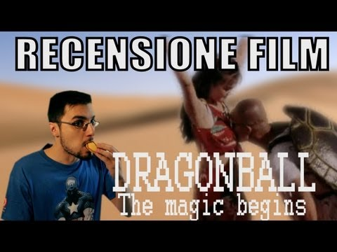 RECENSIONE FILM - Dragonball The Magic Begins