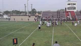 Brandon DeLeon tackle