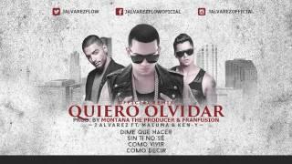 getlinkyoutube.com-J Alvarez Ft. Maluma & Ken-Y - Quiero Olvidar (Remix) (Letra)