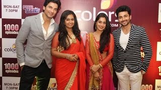 getlinkyoutube.com-Sasural Simar Ka | 1000 Episode | Party  | Interview | Masti Dance