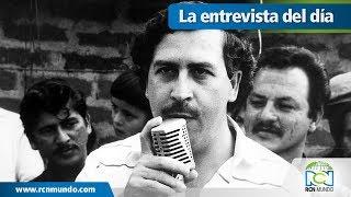 getlinkyoutube.com-Entrevista inédita de Yolanda Ruiz a Pablo Escobar en 1988