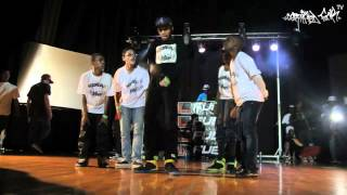 getlinkyoutube.com-Demolition Squad VS Krump JHB vs Swag Fam.  [Big Bang 4] |Certified Funk TV|