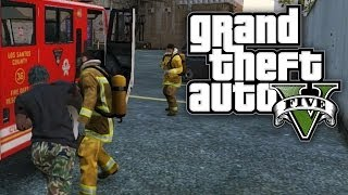 getlinkyoutube.com-GTA 5 THUG LIFE #51 (Part 2) - FIGHTING WITH FIREFIGHTERS! (GTA V Online)