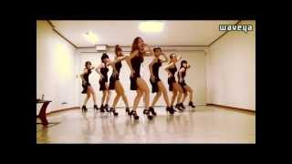 "getlinkyoutube.com-""Waveya""웨이브야 Sistar - Alone 씨스타 나혼자 Kpop Cover dance"