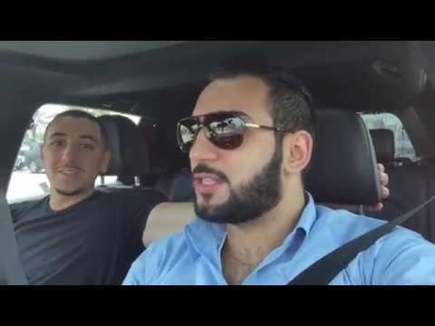 Vlog #1 - فلوق الاول لنا