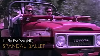 getlinkyoutube.com-Spandau Ballet - I'll Fly For You