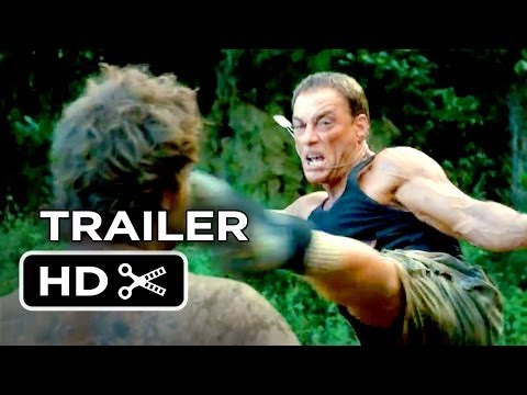 Welcome To The Jungle TRAILER 1 (2014) - Jean-Claude Van Damme Comedy HD