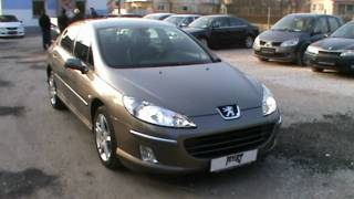 getlinkyoutube.com-2004 Peugeot 407 2.2 i 16V SPORT AUTOMATIC Review,Start Up, Engine, and In Depth Tour