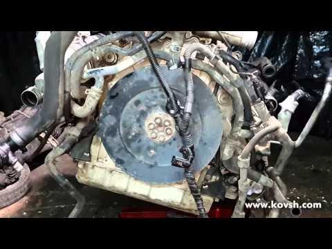 Расположение сальников клапанов в Volkswagen Phaeton