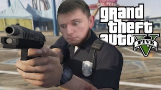 getlinkyoutube.com-I AM THE LAW | GTA 5 Fun (LSPD:FR Mod)
