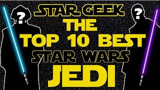 getlinkyoutube.com-Top Ten Star Wars Jedi - Star Geek