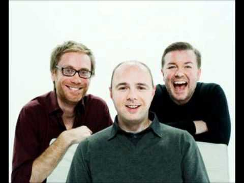 Ricky Gervais XFM - Series 2 Episode 37