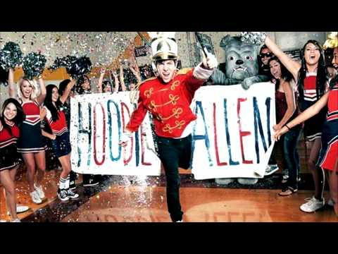 Hoodie Allen - Swimming With Sharks (HQ) Plus Lyrics!