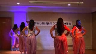 getlinkyoutube.com-Bollywood Dance medley..Radha,Badtmeez dil, Balam pichkari & Appangal