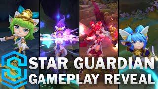 英雄新造型-Star Guardian