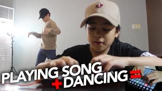 getlinkyoutube.com-Siblings Launchpad Dance | Ranz and Niana