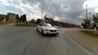 getlinkyoutube.com-BMW F30 DRİFT KONYA