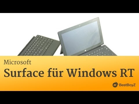 Review: Microsoft Surface fr Windows RT | BestBoyZ
