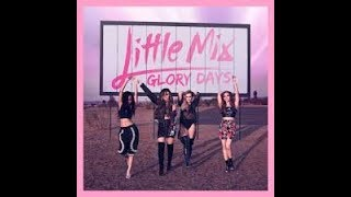 NOTHING ELSE MATTERS - LITTLE MIX  karaoke version ( no vocal ) lyric instrumental