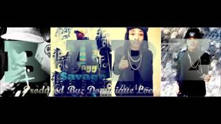 getlinkyoutube.com-Splash, Boi Marz, & Jayy $avage - Barz (Produced by: Dominique Locksey)