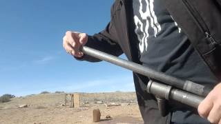 getlinkyoutube.com-Black pipe shotgun