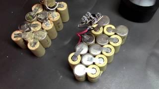 getlinkyoutube.com-18v Ryobi Battery Rebuild - BauTek Industries