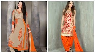 Latest Party Wear Salwar Suits