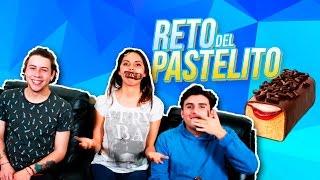 getlinkyoutube.com-RETO DEL PASTELITO | MI NOVIA y ALEX