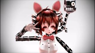 getlinkyoutube.com-[MMD] Five Nights At Freddys - Feel The Sound