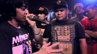 getlinkyoutube.com-FlipTop - Ad Beat vs Mckoy - Beatbox Battle
