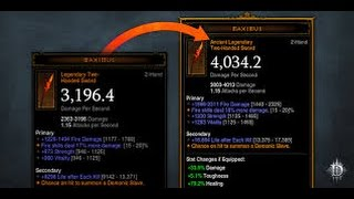 getlinkyoutube.com-How to farm an ancient weapon in Diablo 3