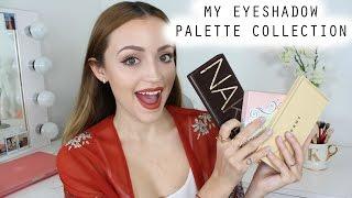 My Makeup Stash- Eyeshadow Palettes!