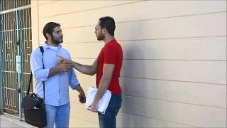 getlinkyoutube.com-بداية سنفور في جامعة آل البيت