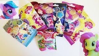 getlinkyoutube.com-7 My Little Pony Blind Bags Unboxing