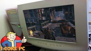getlinkyoutube.com-Запуск Fallout 4 на одноядерном ПК