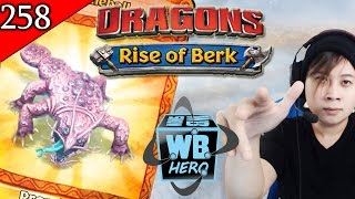 Premium Slimeball & Cagecruncher Dragon | Dragons: Rise of Berk [Episode 258]