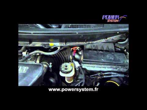 POWER SYSTEM KIT E85 RENAULT KOLEOS 2L5