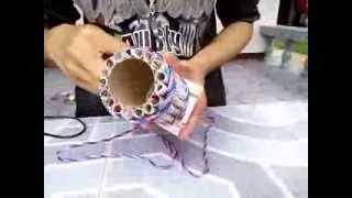 getlinkyoutube.com-กล่องใส่ดินสอจากแกนกระดาษทิชชู่ โรงเรียนมัญจาศึกษา