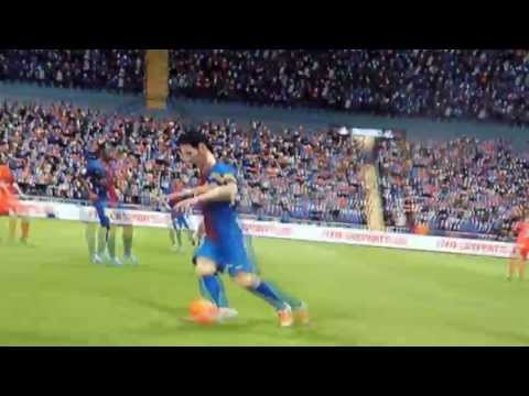 FIFA 13 / But Lionel Messi ( Barcelone )