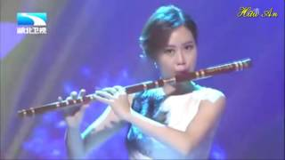 getlinkyoutube.com-Thần Thoại 《The Myth》- Dizi, Pipa, Erhu, Ruanxian _by 非凡乐队