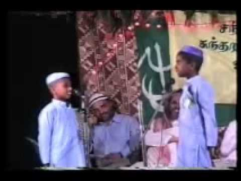 Eravur Madhrasthur Rabbaniyyah Meelad Program