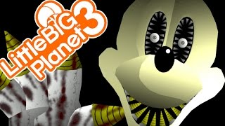 getlinkyoutube.com-KILLER MICKEY MOUSE! | Little Big Planet 3 Multiplayer (75)